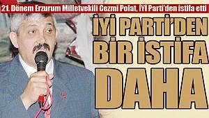 İYİ Parti'den bir istifa daha