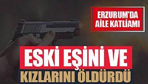 Erzurum'da cinnet getiren kişi dehşet saçtı: 3 kişiyi öldürdü.