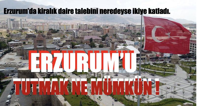 Erzurum resmen uçuşa geçti!